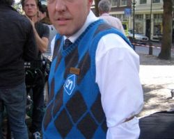 2009 trui voor Albert Hein reclame